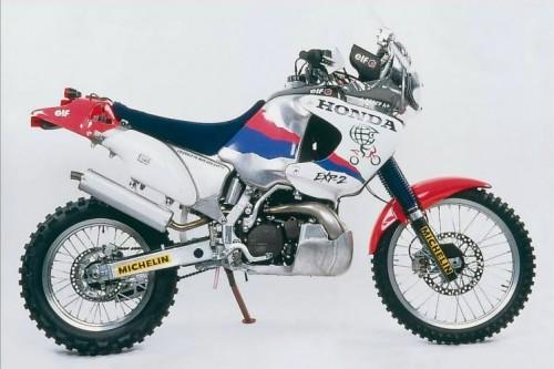 La Honda EXP-2 Dakar