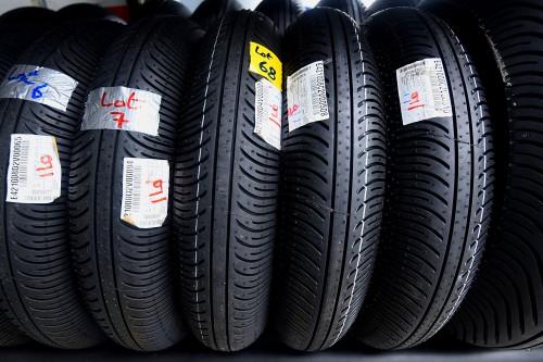 Una serie di gomme Michelin, gioie e dolori dei team nel Mondiale 2017