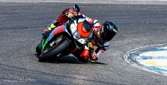 Lorenzo Savadori in azione