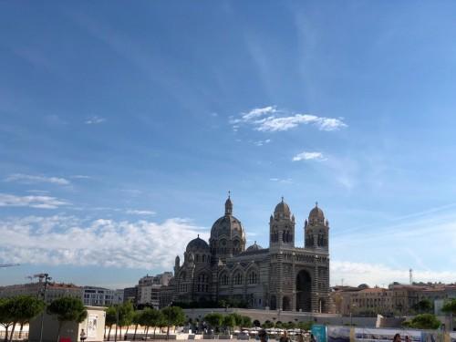 Marsiglia: la splendida cattedrale