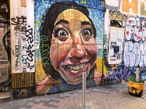 Il colorato quartiere della Panier a Marsiglia