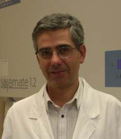Il dottor Mirco Castiglioni
