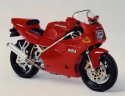 La Ducati 851