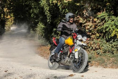 La Moto Guzzi V85 ultima proposta della Casadi mandello per l'Adventuring