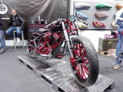 L'interpretazione Harley di MCcycles di Treviso