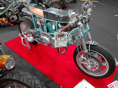 Special di Johan Balsvik su base Ducati Pantah 1981
