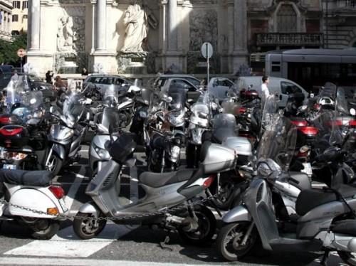 Roma è al vertice per il commuting urbano su due ruote