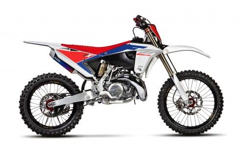 La nuova Fantic Motor 250 2t cross