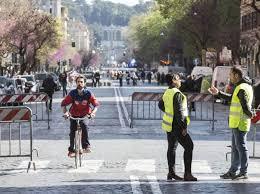 Nelle città via libera alle bici