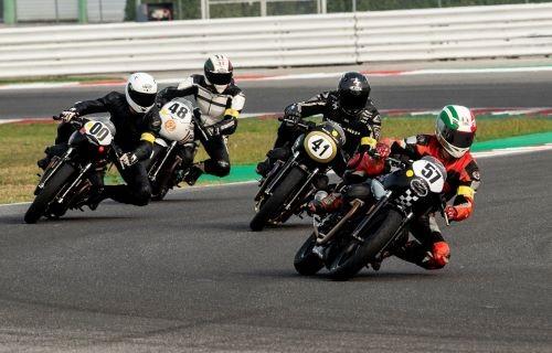 Moto Guzzi Fast Endurance 2019 - action