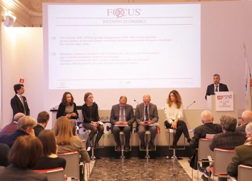 La conferenza di presentazione del Rapporto 2019 di Focus2r