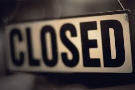 coronavirus closed