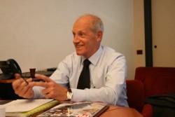 Paolo Magri, presidente ANCMA