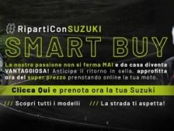La campagna online di Suziki