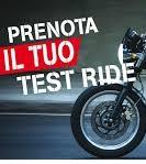 test ride apre