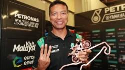 Razlan Razali team manager di Petronas MotoGP