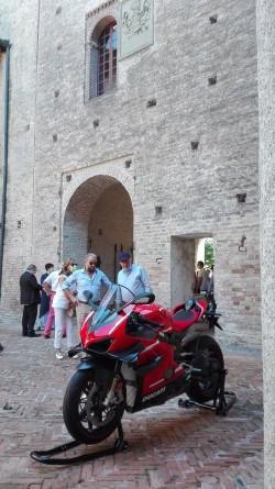 Ducati Superleggera esemplare numero 1