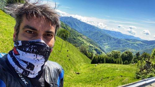 L'affascinante panorama delle Valli Bergamasche
