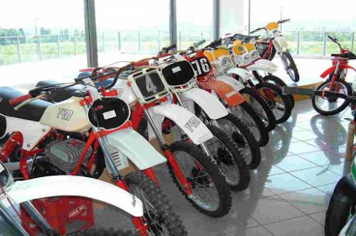 I TGM della collezione di AutoMotoStory di San Polo d'Enza (Reggio Emilia)