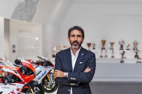 Francesco Milicia, vicepresidente e direttore commerciale di Ducati