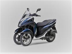 Il tre ruote Yamaha Tricity125