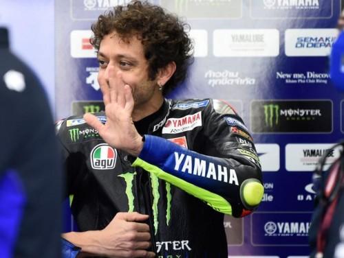 Valentino Rossi: una stagione di contratto in Yamaha-Petronas poi si vedrà (AFP)