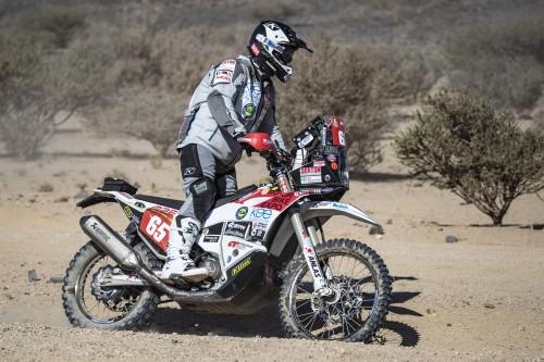 Franco Picco in azione durante la prima giornata della Dakar 2021 (Foto RallyZone)