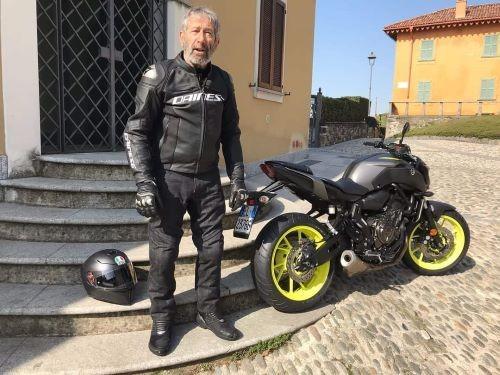 Nico Cereghini: tester, pilota e divulgatore del mondo moto