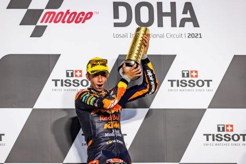 Acosta sul odio a Doha dove ha vinto partendo dalla pit lane
