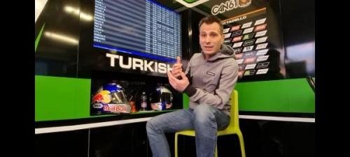 Max Temporali, commentatore del Mondiale Superbike per SKY