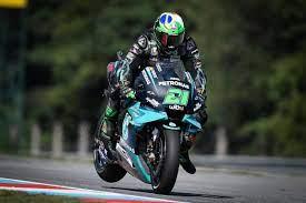 L'impegno della staccata in MotoGP