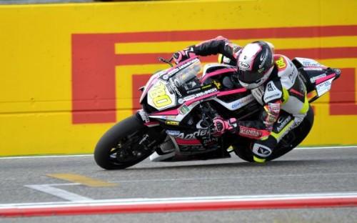 Armando Pontone Supersport 600 (National Trophy)