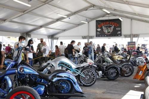 bikerfest 2021 padiglione