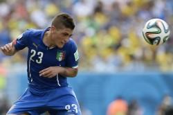 Mondiali 2014 - Italia vs Uruguay - Fase a Gironi - Gruppo D - Stadio Das Dunas di Natal.