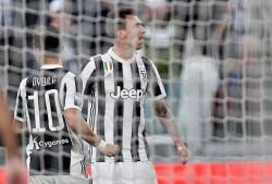 Soccer: Serie A; Juventus-Sampdoria