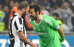 Soccer: Serie A; Inter-Juventus