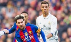 Leo Messi e Cristiano Ronaldo