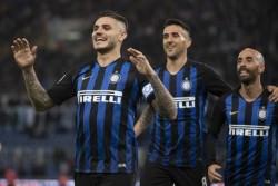 Soccer: Serie A; Lazio-Inter