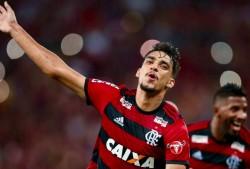 Flamengo v Internacional - Brasileirao Series A 2018