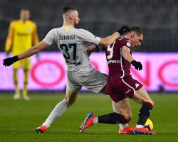 during the Serie A match between Torino FC and FC Internazionale at Stadio Olimpico di Torino on January 27, 2019 in Turin, Italy.