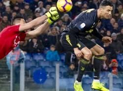 Soccer: Serie A; Lazio-Juventus