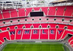 Wembley Stadium, Londra