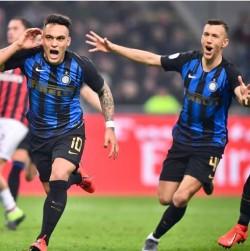 Milan vs Inter - Campionato di calcio Serie A TIM 2018/2019