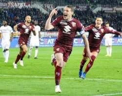 Soccer: Serie A; Torino-Milan