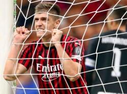 Soccer: Serie A; Milan-Inter