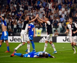 Juventus v SSC Napoli - Serie A