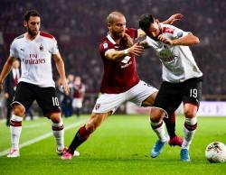 Torino vs Milan - Serie A TIM 2019/2020