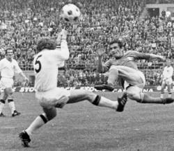 Gigi Riva e la Nazionale