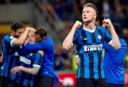Soccer: Serie A; FC Inter vs Empoli