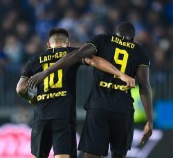 Brescia Calcio v FC Internazionale - Serie A